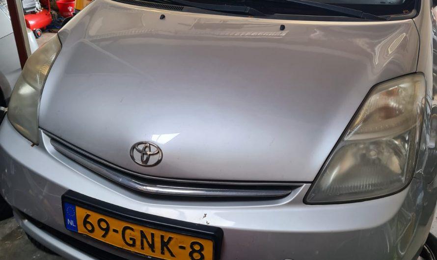 Toyota Prius Hybride Tech Edition 2007 264.000 km, parkeer sensoren ook