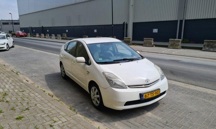 Toyota Prius Hybride Comfort 2007 231.000 km NAP Wit